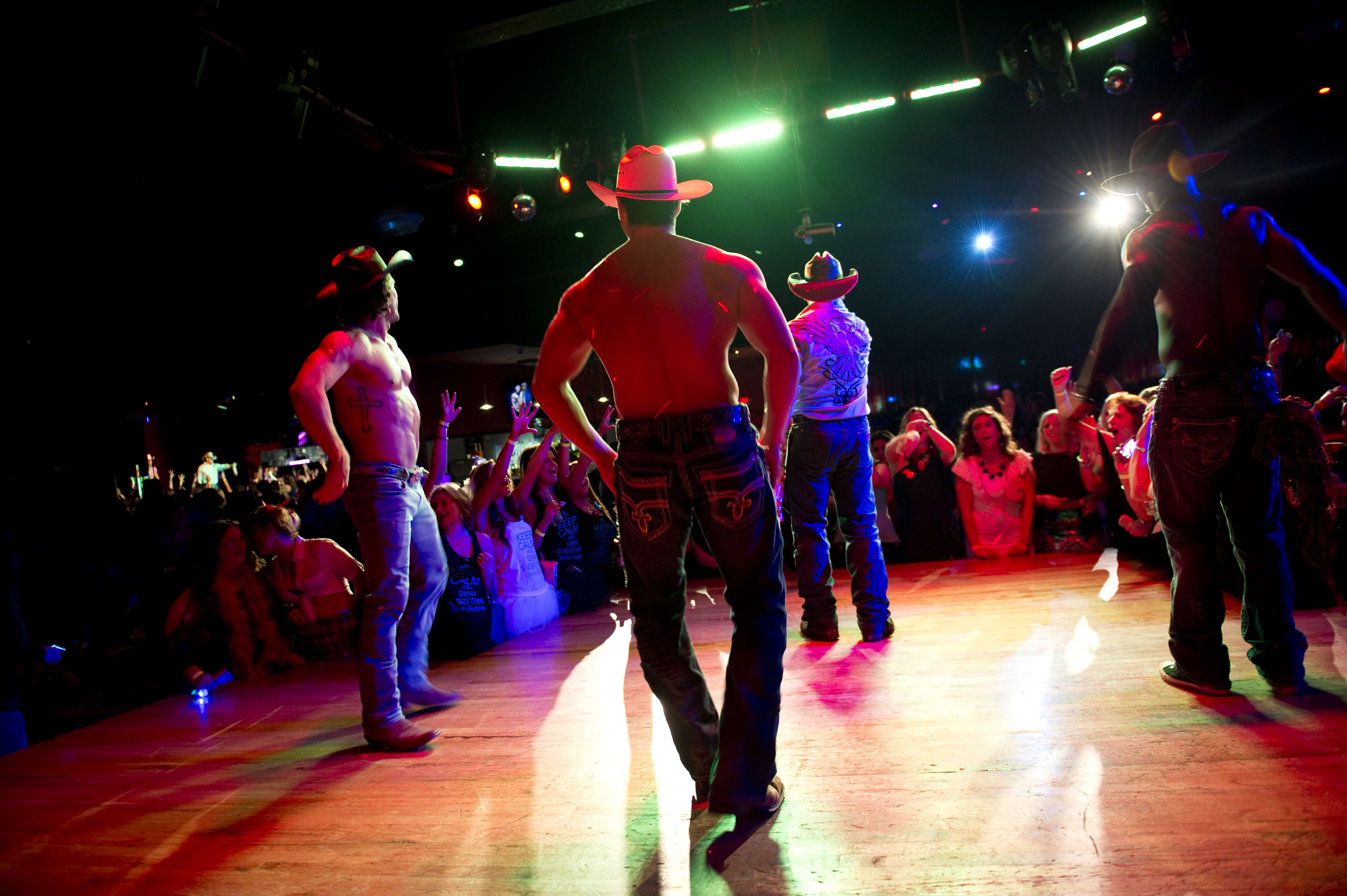 La Bare – Cowboys – Photo by Justin Campbell – Main Street Films