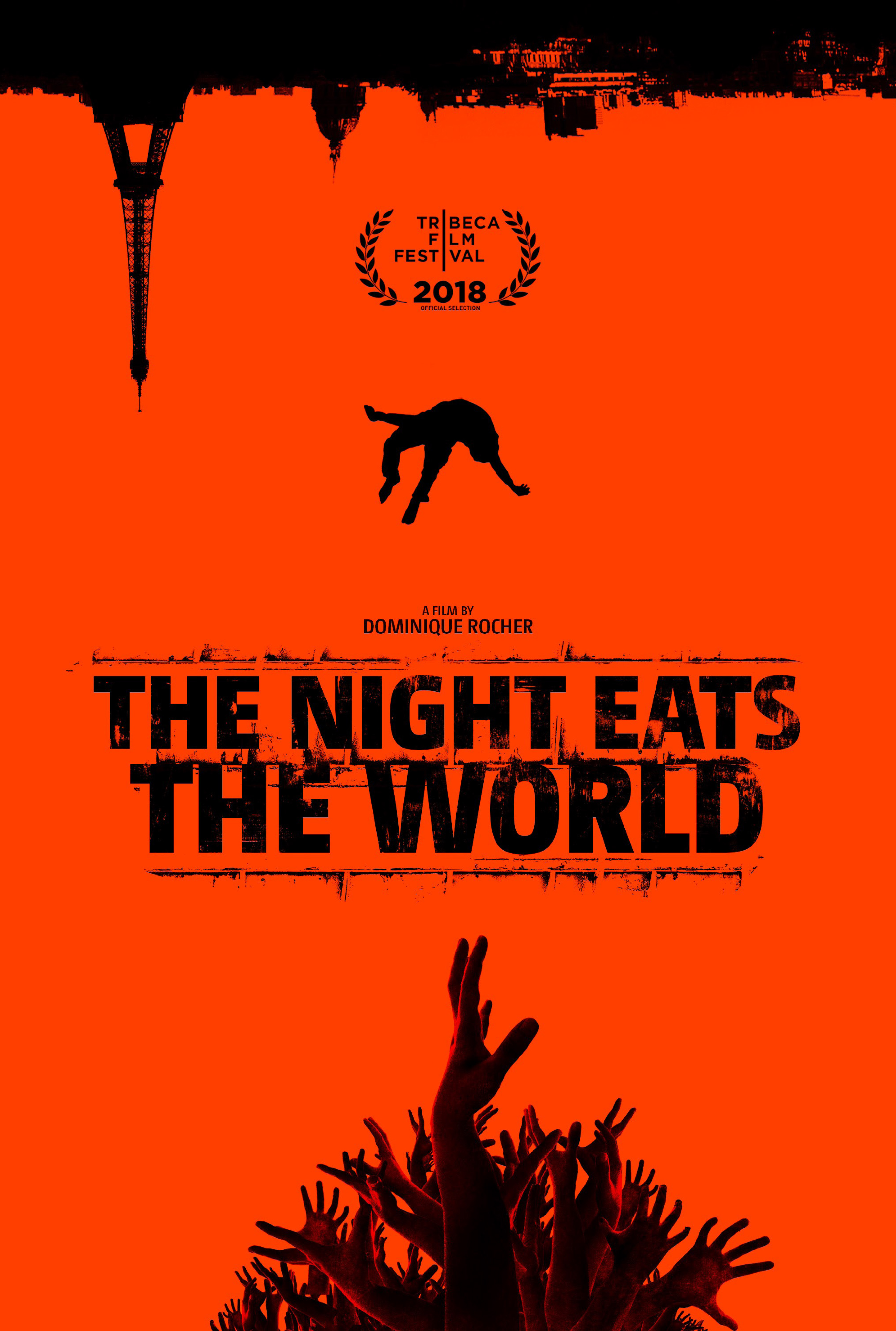 THE NIGHT EATS THE WORLD_US POSTER